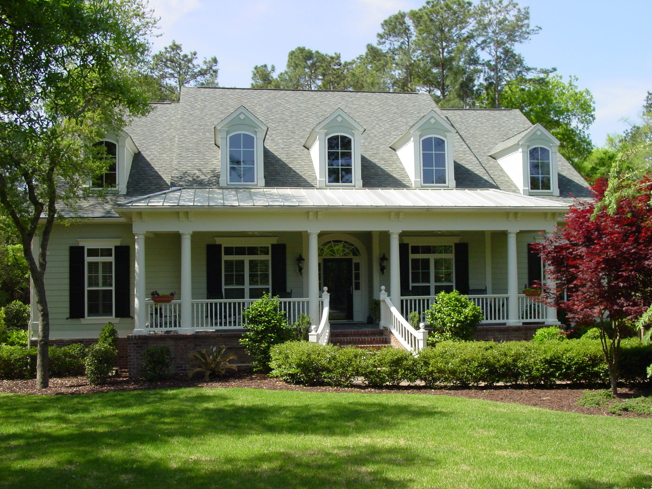 Exceptional custom homes gallimore building company for Company that builds houses